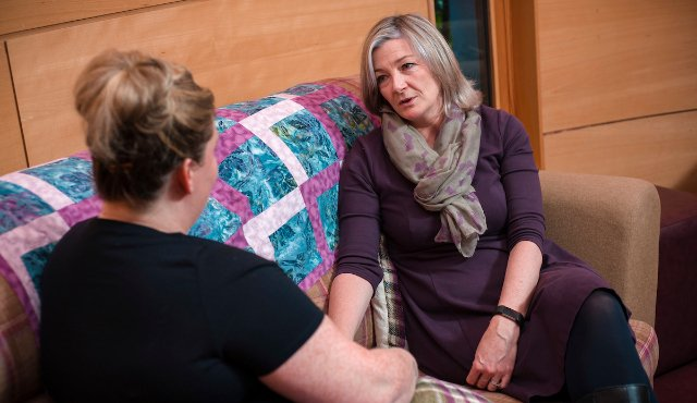 Counselling at Rachel House