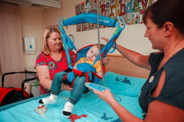 Rachel House care facilities